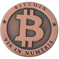 2010 Bitcoin Miner Coin Limited Edition