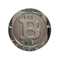 Satoshi Nakamoto Bitcoin Collectors Coin Commemorative Limited Edition